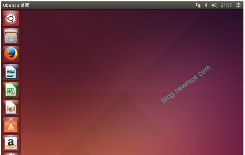 ubuntu的界面